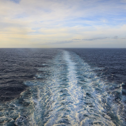 How to avoid sickness on a cruise ship