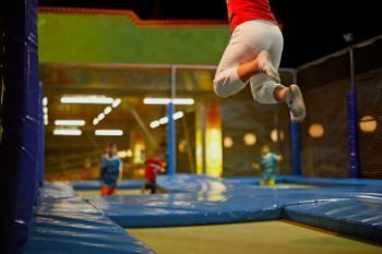 Blame it on the boingy – trampoline injury claims