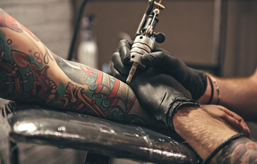 David Beckham has a few tattoos. Surely it shouldn't hurt right?