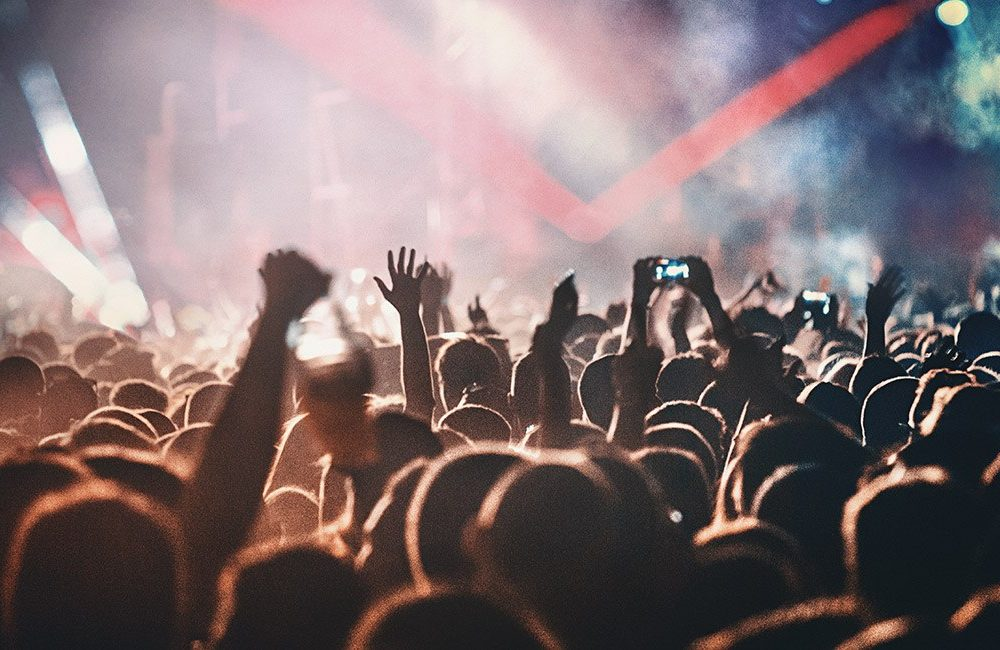 Can I claim if I hurt myself at a festival?