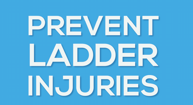 Ladder Fall Injury Claims [Infographic]
