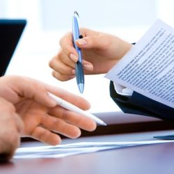 Before you sign on the dotted line…