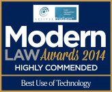 Modern Law Awards 2014
